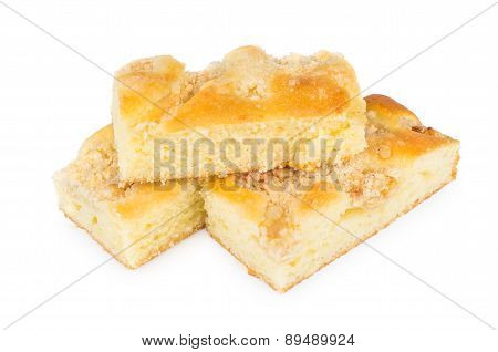 Three Pieces Of Apple Pie