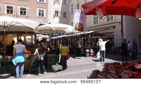 Salzburg Market
