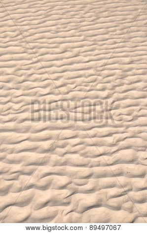 Water Pattern In Sand