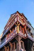 image of frankfurt am main  - Historic Architecture in Frankfurt am Main Germany Europe - JPG