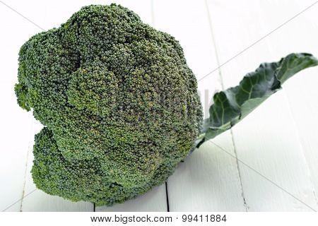 ?ead of fresh broccoli