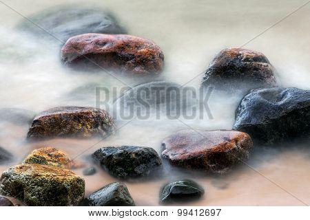 Stones In Surf