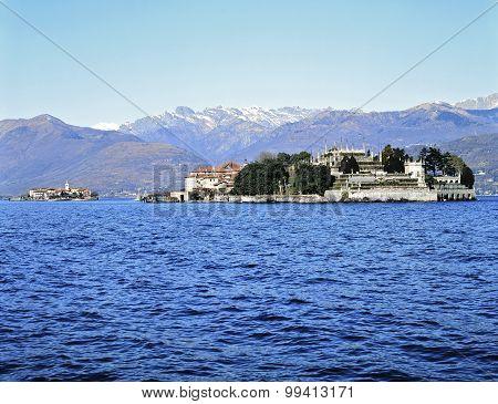 Lake Maggiore, Isola Bella, Stresa Italy