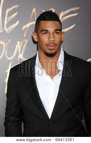 LOS ANGELES - AUG 20:  Evander Kane at the