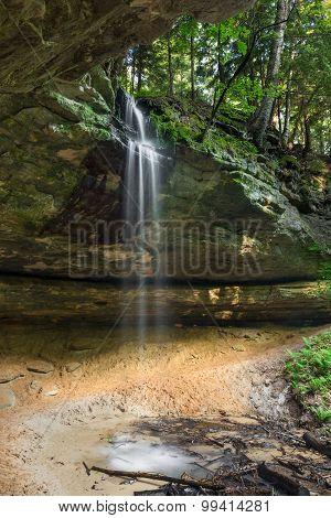 Munising's Memorial Falls