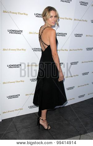 LOS ANGELES - AUG 19:  Cody Horn at the