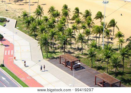 Camburi beach lifestyle