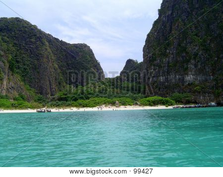 The Beach (Maya Beach) - Thailand