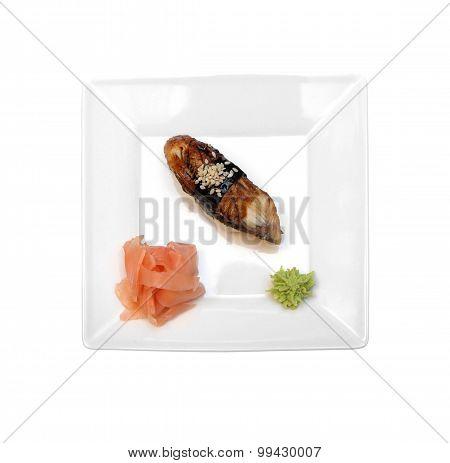 Japanese Dish Unagi