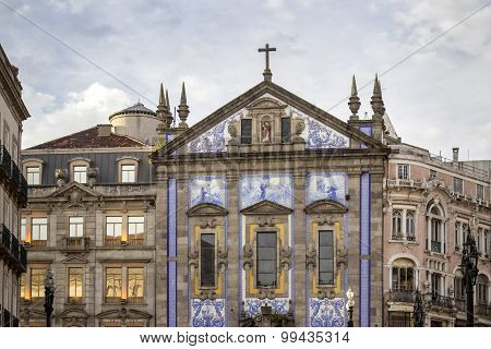 Church Of Congregados - Igreja Dos Congregados, Built In 1703