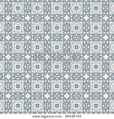 Indian, Islam, Arabic Pattern. Vintage Decorative Design.
