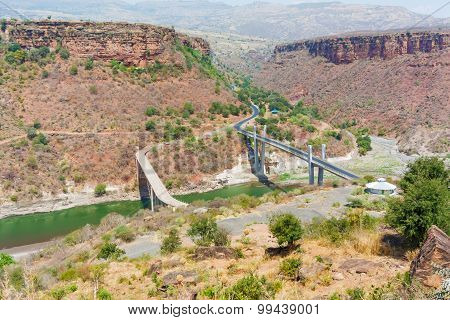 Bridge Over Blue Nile
