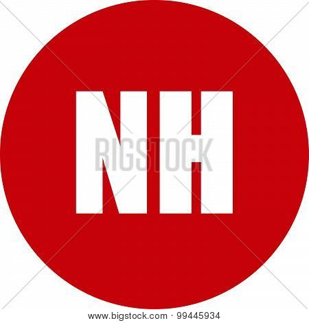 Nh State Icon