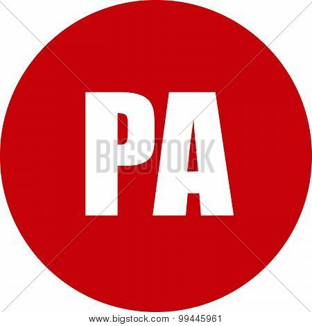 Pa State Icon