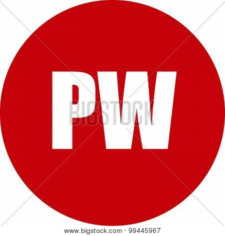 Pw State Icon