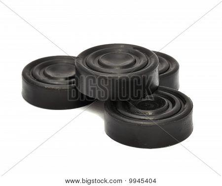 Black Draughts (Checkers)