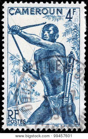 Bowman Stamp
