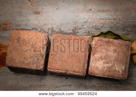 The Bricks  On A Zinc