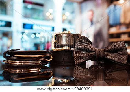 Set Of Business Man's Accessories