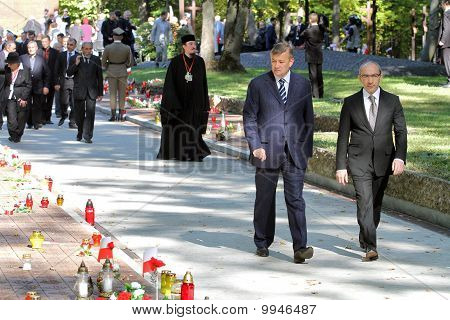 Commemoration Of The Victims Of Totalitarism
