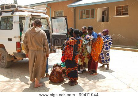 The Help Of The Franciscan Friars Of The African Population Of Tanzania 08