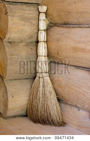Broom In A Corner