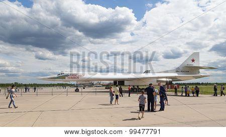 Tu-160 Alexander Novikov