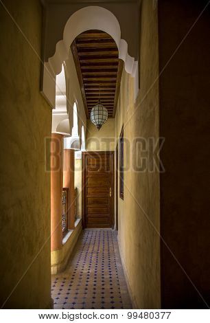 House In Marrakesh, Morocco