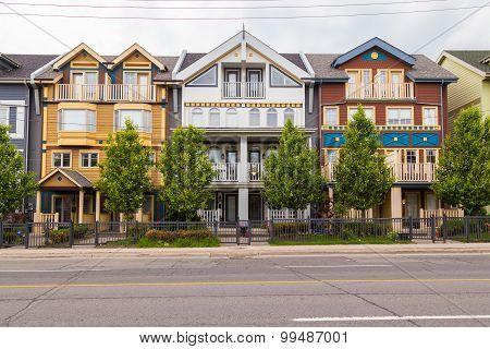 Houses In The Beaches Toronto