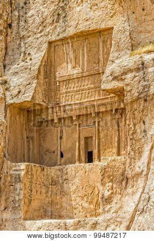 Naqsh-e Rustam Darius I tomb