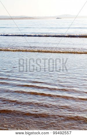 Abstract In Morocco  Sea Africa Ocean Lanscape