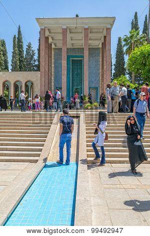 Mausoleum of Saady poet