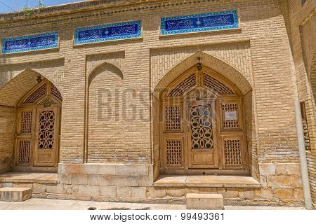 Mausoleum of Hafez