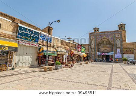 Shiraz square Vakil Mosque