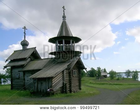 Chapel of the Archangel Michael, Karelia