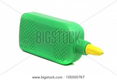 Big Green Bottles Of Glue Stationery