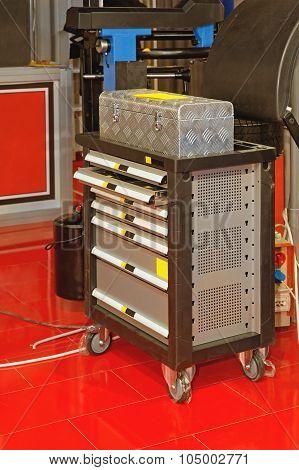 Garage Tools Box
