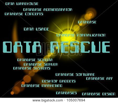 Data Rescue Means Set Free And Bytes