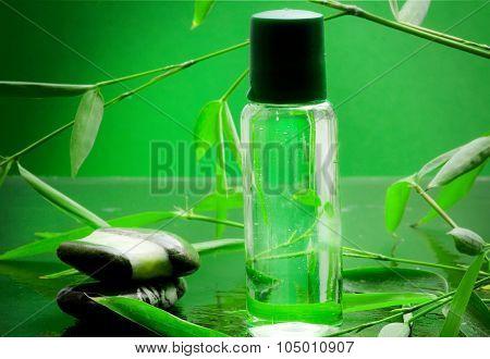Bamboo Bath Foam