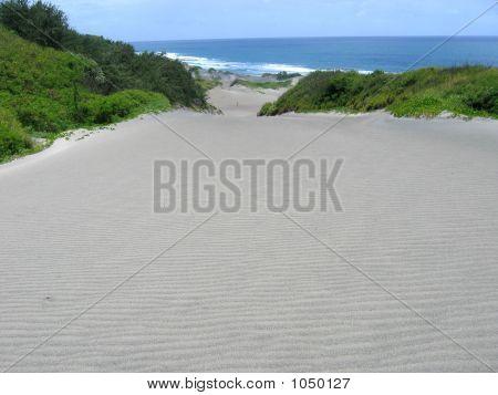 Fiji Sand Slope