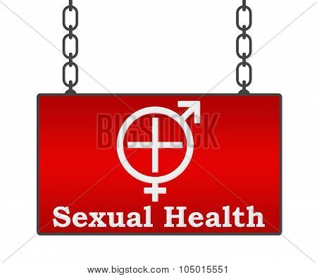 Sexual Health Signboard