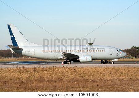 Chilean Air Force Boeing 737
