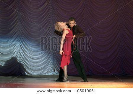 Tango On A Leash