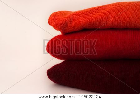 Fine Cashmere Sweaters - Studio Shot