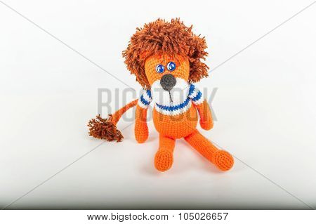 Soft Toy Lion