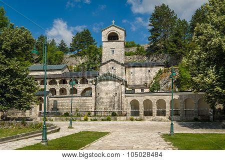 Cetinje ancient Monastery, Montenegro