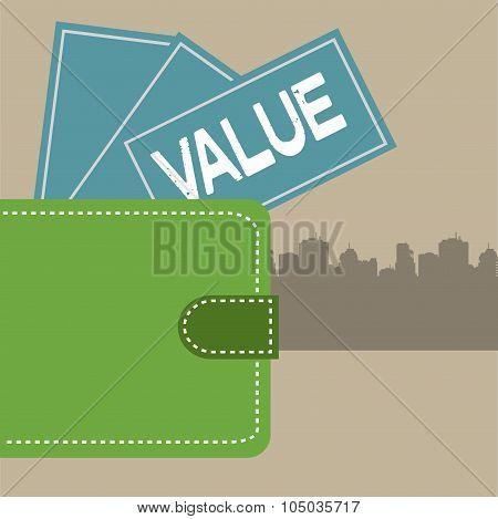 Green wallet