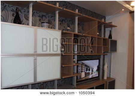 Innenraum mit Tv