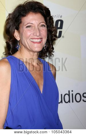 LOS ANGELES - OCT 15:  Amy Aquino at the IMDB's 25th Anniversary Party at the Sunset Tower on October 15, 2015 in West Hollywood, CA
