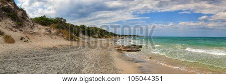 Frassineto Beach In Otranto